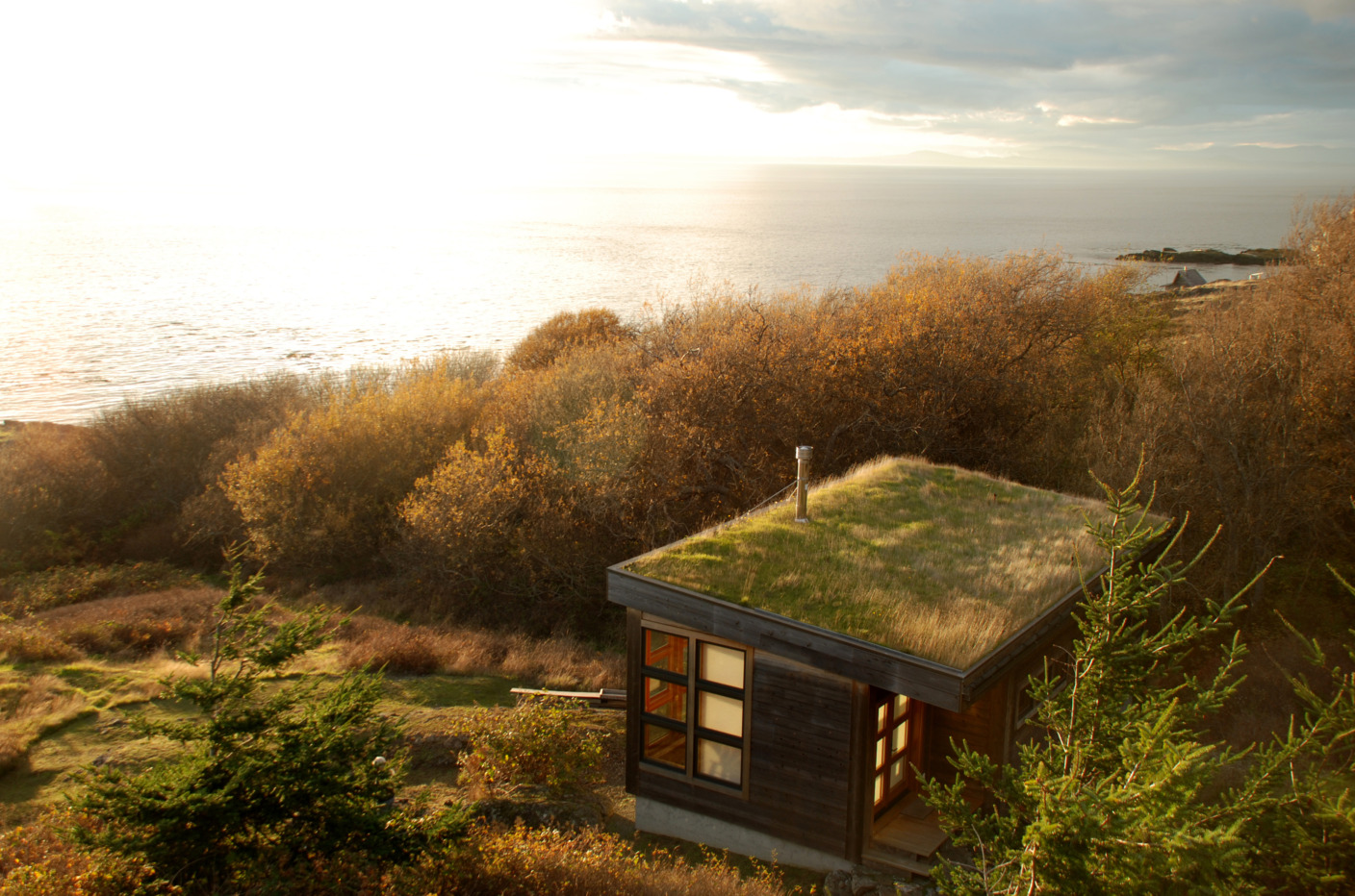 Eagle Point cabin - small house - beauty without excess