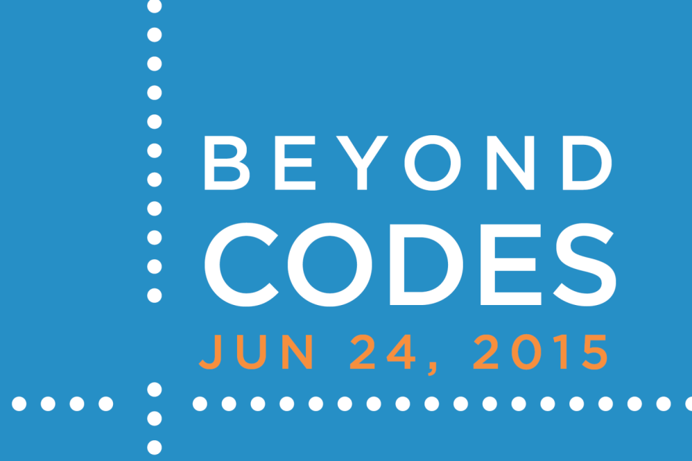 This page is intended only for participants of the Beyond Codes, Session 2. Please check this page periodically for important updates for this upcoming event!