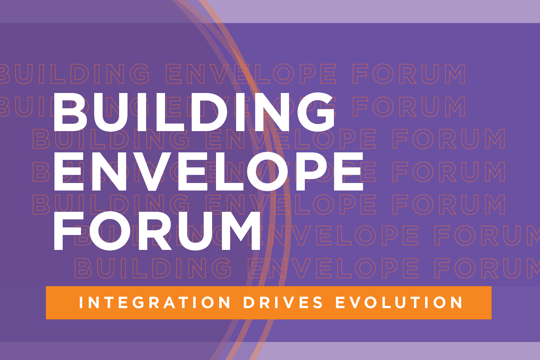 This page is intended only for participants of the 2015 Building Envelope Forum.
