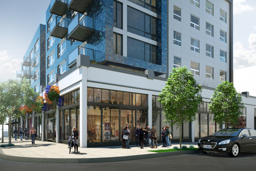 The Young Architects Forum is excited to host a visit to a 250 unit mixed-use development construction site in Capitol Hill!