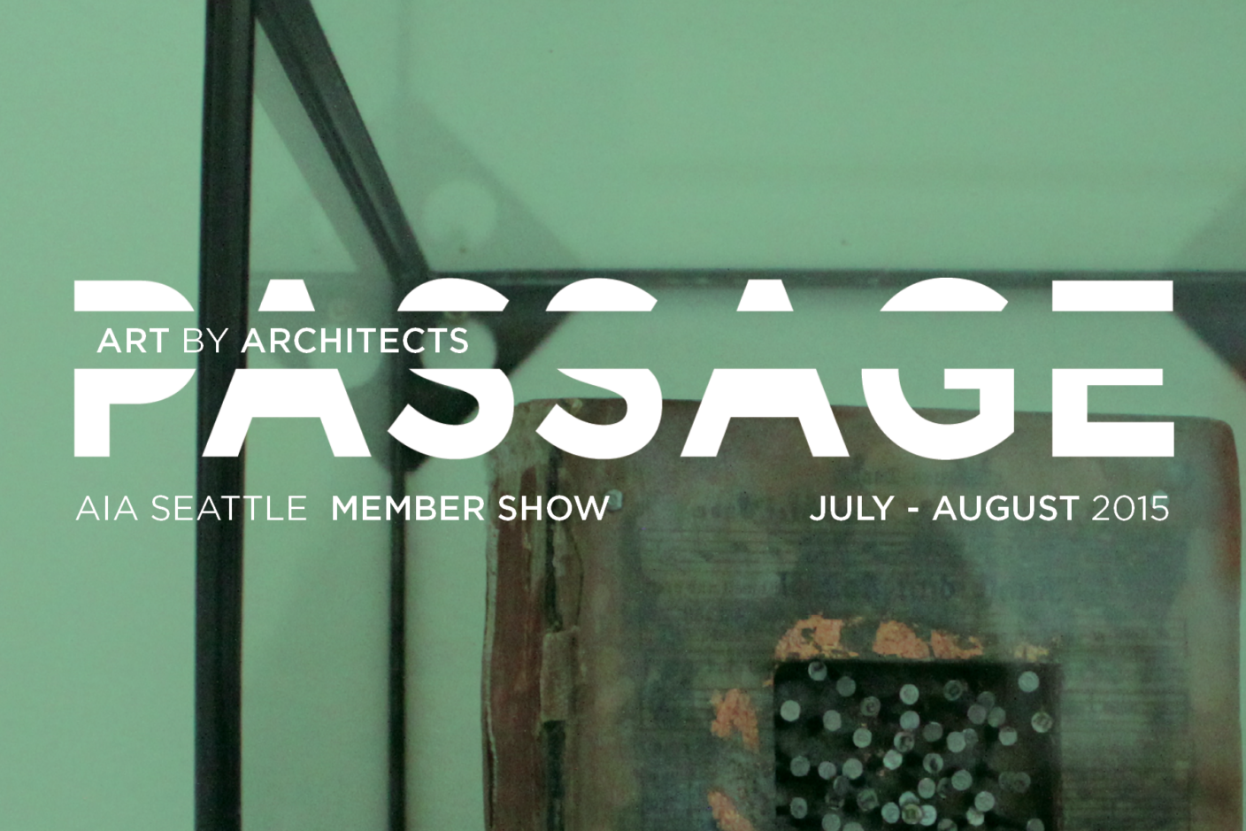 AIA Seattle Members and AIA Associates are invited to submit member-produced artwork by June 17 for our annual AIA Seattle Member Art Show.