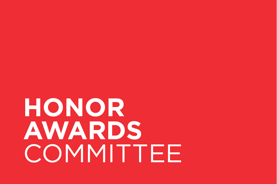 The Honor Awards Committee plans and executes AIA Seattle's Honor Awards for Washington Architecture annual marquee program, which includes an international jury of renowned architects and a live presentation for the design community.