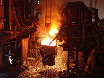 We are excited to promote the next installment in our Making and Materials Tour Series, a trip to Nucor Steel!