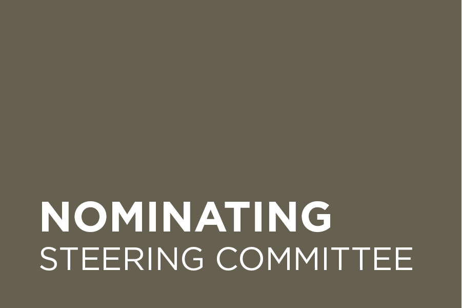 The Nominating Steering Committee ensures the future success and growth of AIA Seattle by nominating outstanding board members to fill open seats on our very active board.