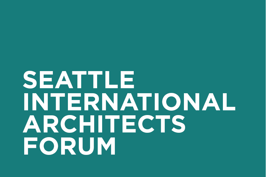 Join Seattle International Architects Forum for happy hour and discuss your Architectural Language.