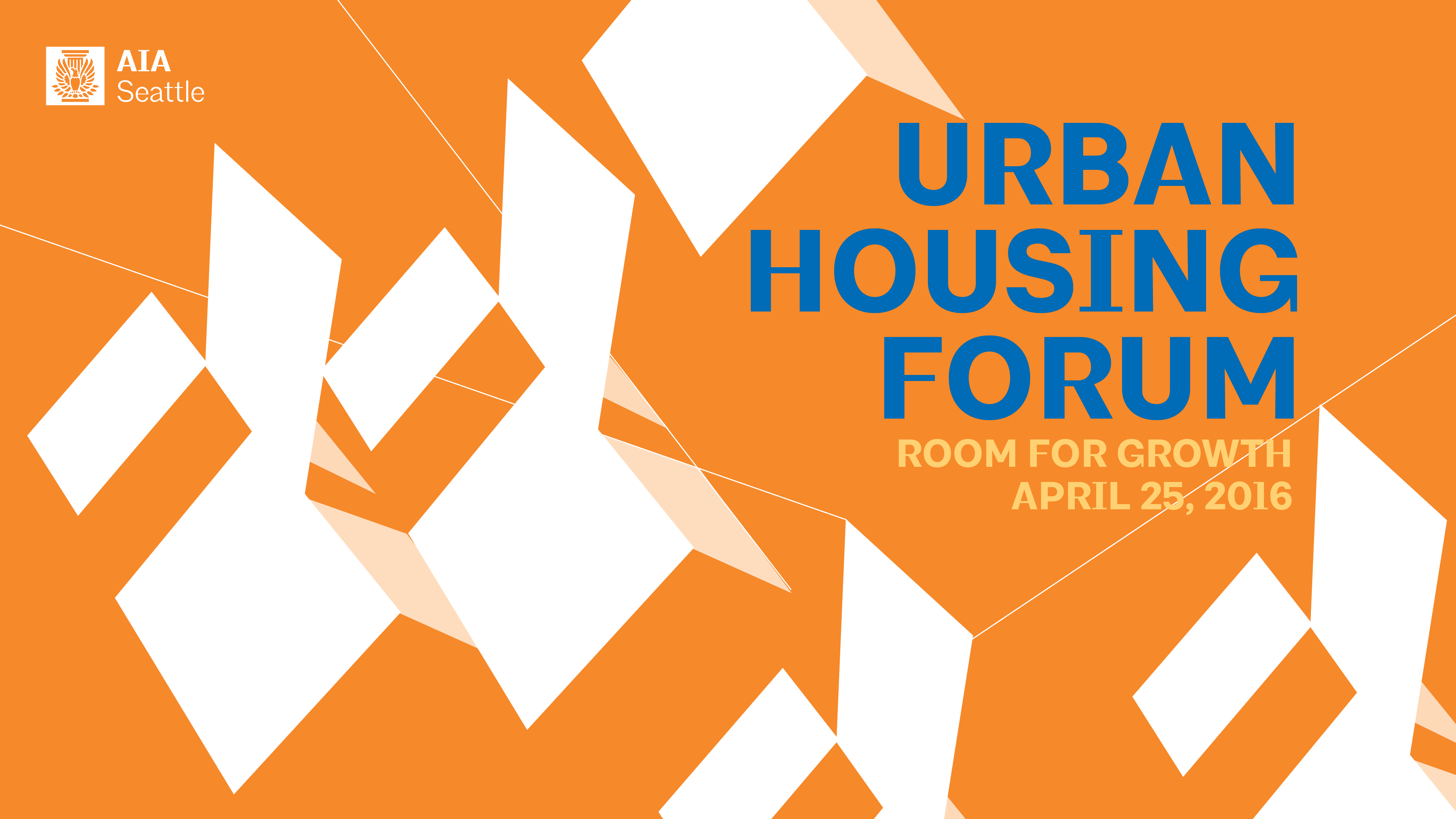 This page is intended only for participants of the 2016 Urban Housing Forum.