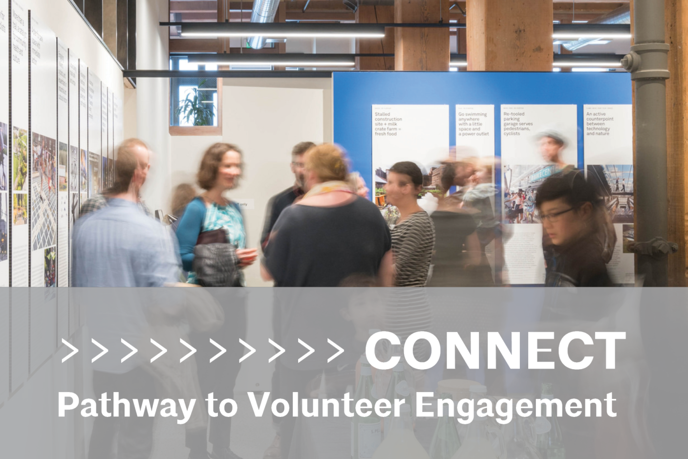 Join AIA Seattle's dedicated volunteers and learn about ways to connect with members and shape our chapter. Volunteers are a critical part of our organization and you can make your voice heard!