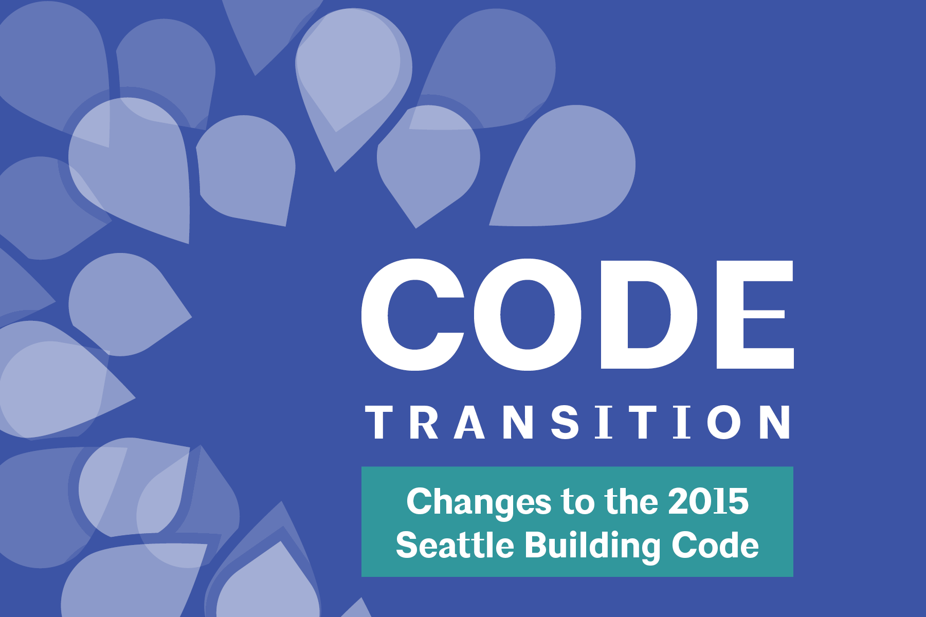 This page is intended only for participants of Code Transition: Changes to the 2015 Seattle Building Code.