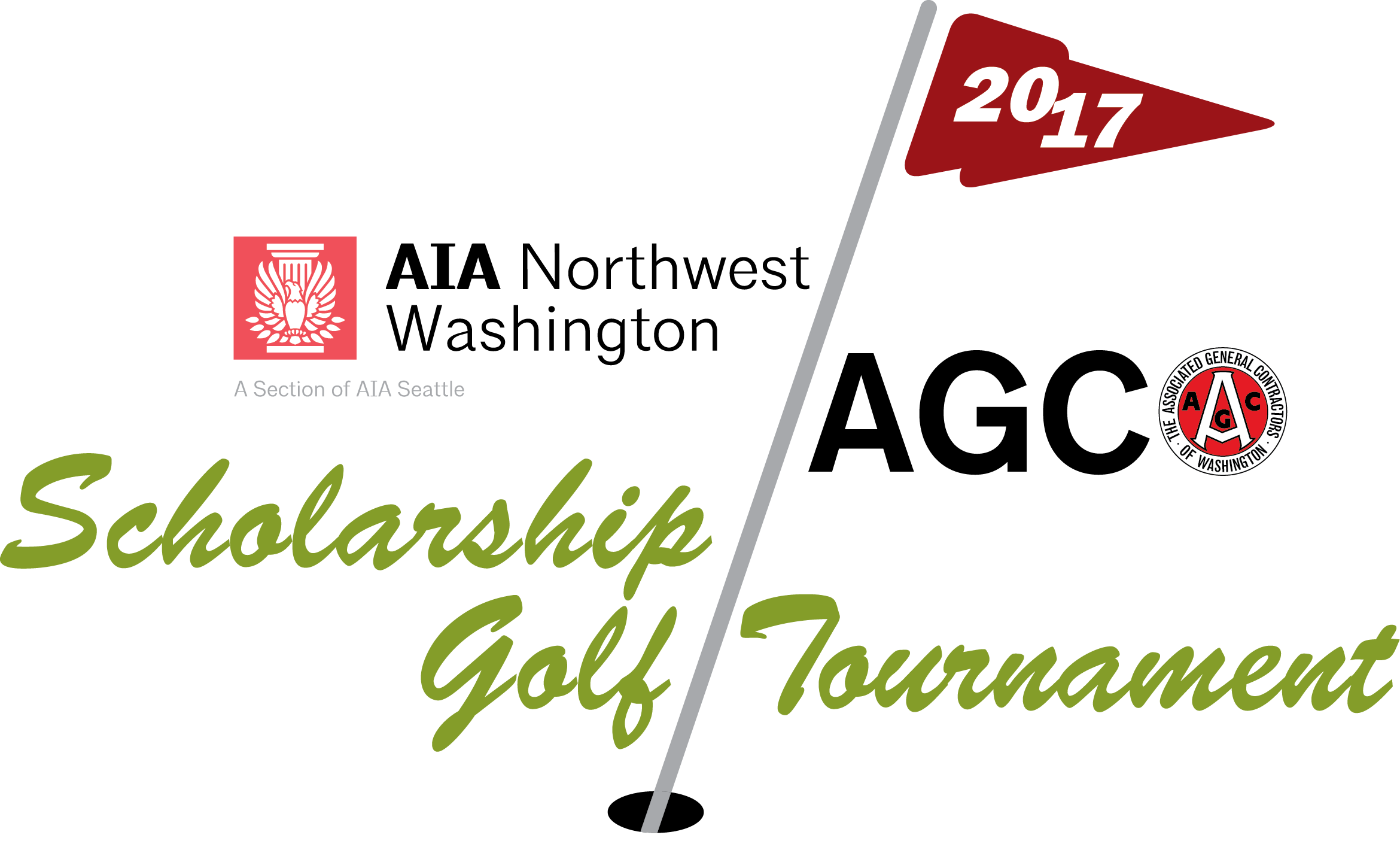 Join the Northwest Washington Chapter of the American Institute of Architects and the Associated General Contractors Northern District as we host the 2017 Scholarship Golf Tournament.