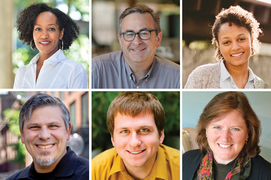 AIA Seattle is a member-led organization that depends on volunteer leadership and initiative. We are deeply grateful for the enormous energy and effort our board members and other volunteer leaders devote to our organization.