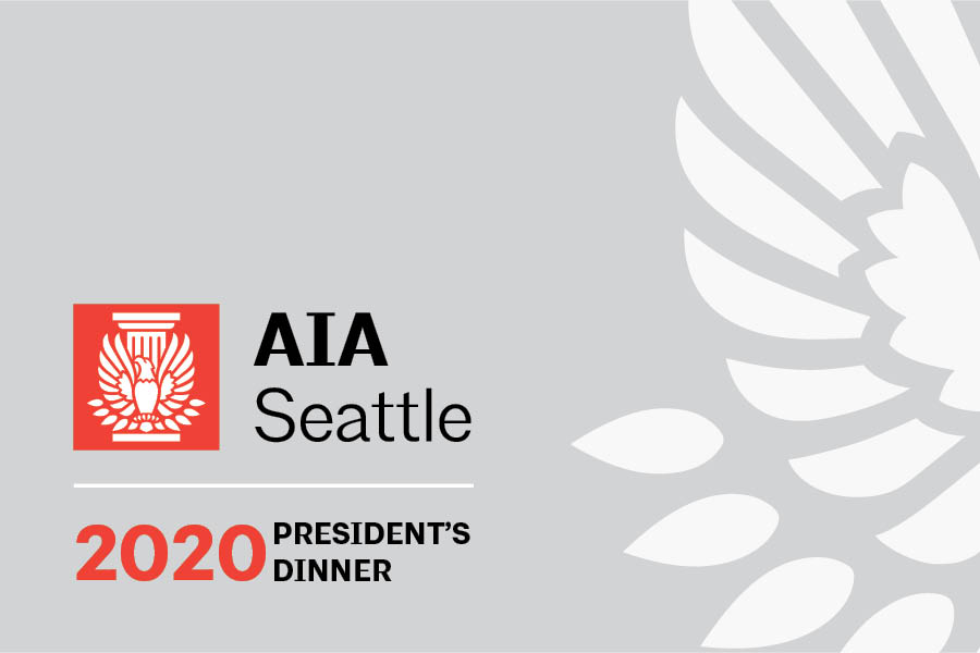 AIA Seattle - 2020 President's Dinner