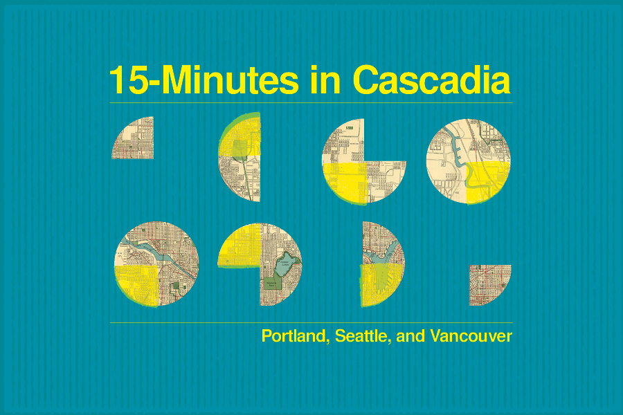The 15-Minute City concept originated in Europe but has quickly influenced neighborhood planning and city design across the word. Cascadia is no exception, with the region's large (and small) cities exploring how to develop more complete neighborhoods that put people-centered design at the forefront of land use decisions.
