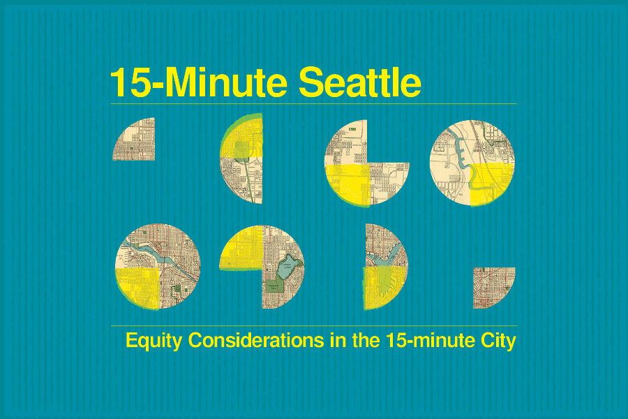 Seattle's current growth strategy has led to displaced individuals and communities and starkly unequal outcomes based on race and income level. Can our new growth strategy address these historical wrongs? How can we ensure that planning for Seattle's future means planning for everyone?