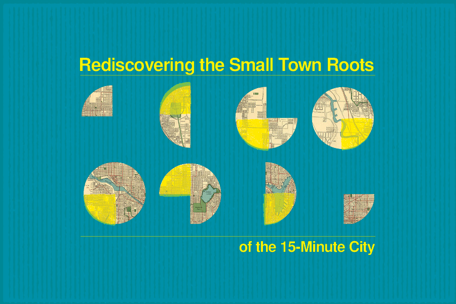 How can the 15-minute city work in suburban and rural contexts? Join us to learn how communities beyond Seattle are becoming more vibrant, livable, and sustainable.