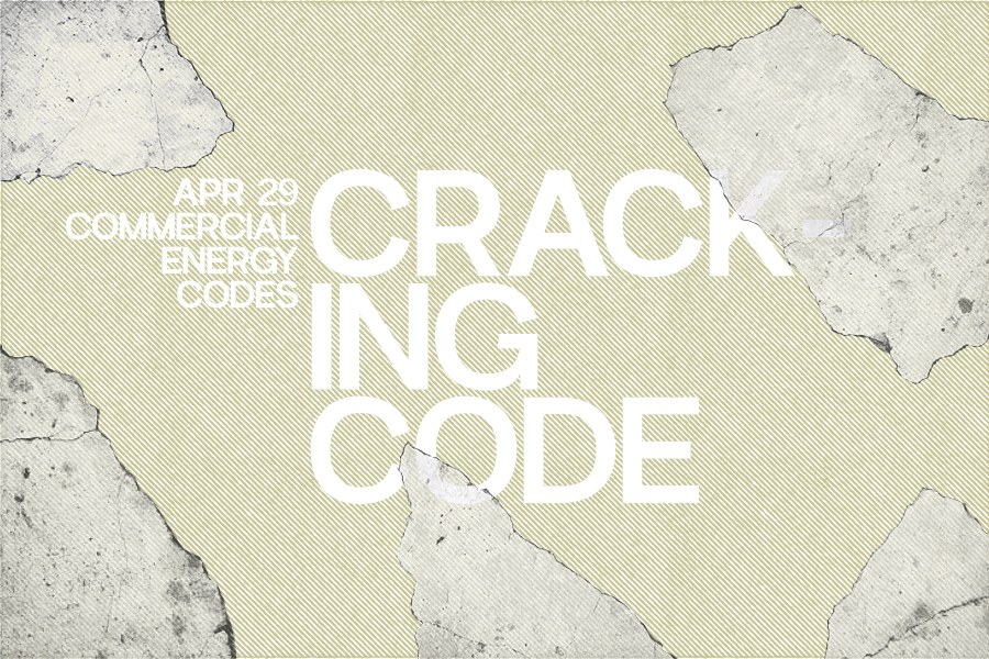 This page is intended only for participants of 2020 Cracking Code: Commercial Energy Code Update.