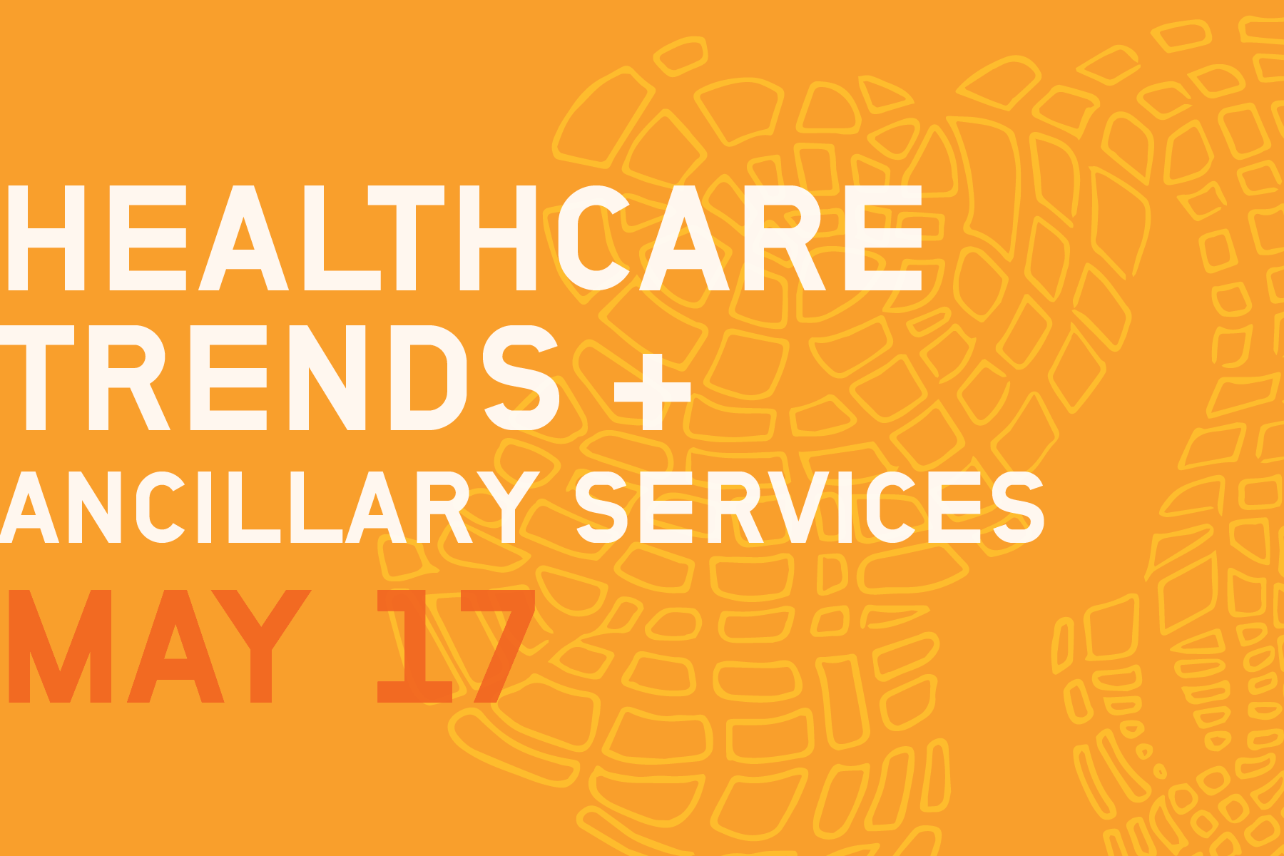This page is intended only for participants of the Architecture for Health Committee's spring forum, Healthcare Trends & Ancillary Services.