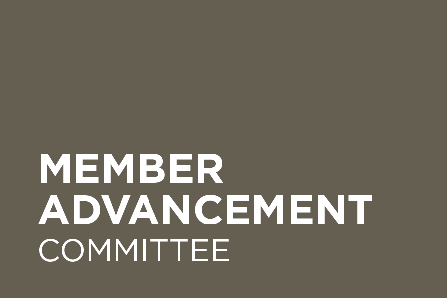 The Member Advancement Committee ensures the future success and growth of AIA Seattle by nominating outstanding board members to fill open seats on our very active board.