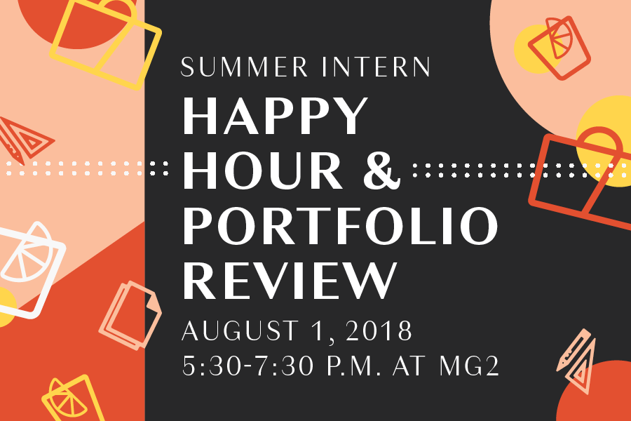 Upcoming Events | Summer Intern Happy Hour & Portfolio Review | AIA ...