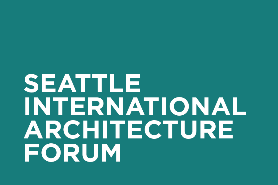 The Seattle International Architecture Forum (SIAF) broadens cross-cultural horizons, provides mentoring and educational opportunities, and inspires awareness of international architectural practice.