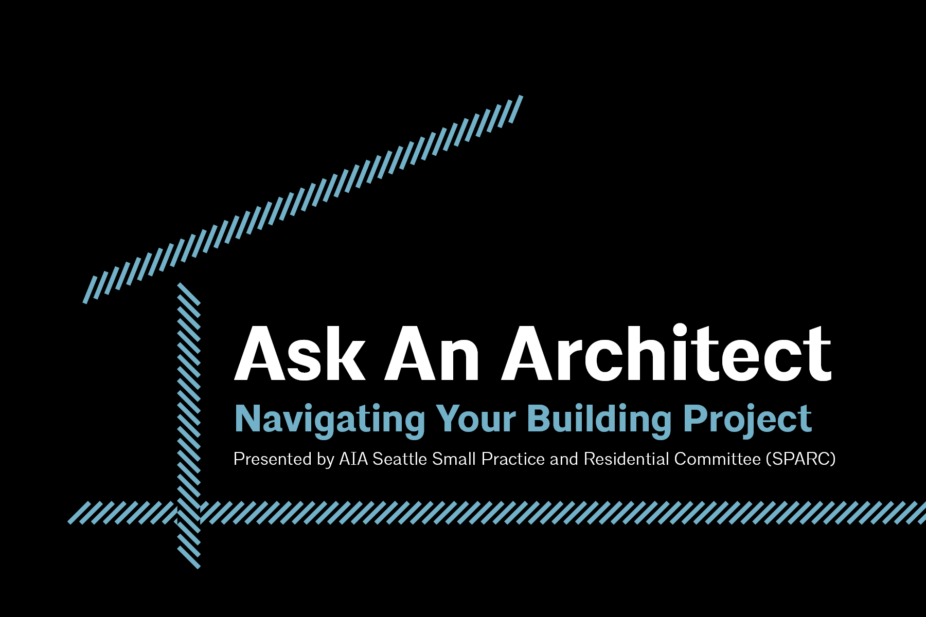 Ask An Architect series graphic