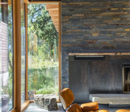 Big Pine - modern methow valley house
