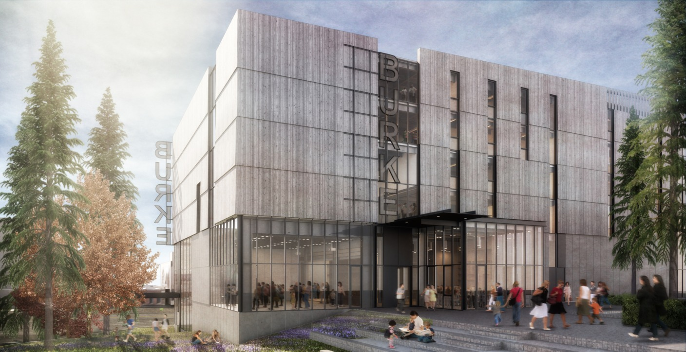 Join AIA Seattle Young Architect Forum on a tour of the new Burke Museum!