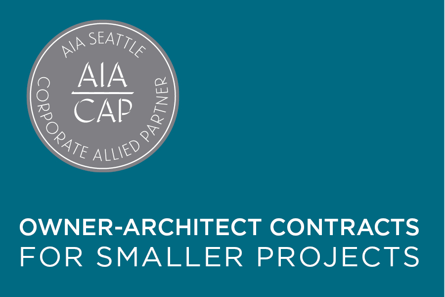 This page is intended only for participants of CAP Collaboration Class: Owner-Architect Contracts for Smaller Projects