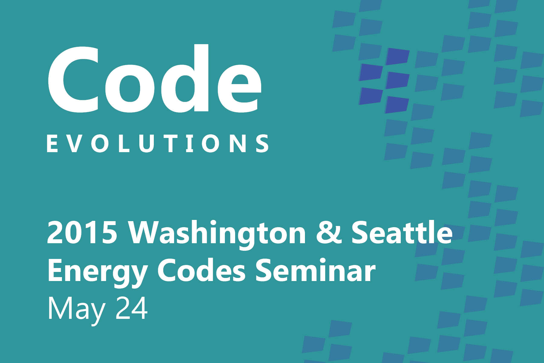 This page is intended only for participants of Code Evolutions: 2015 Washington & Seattle Energy Code.