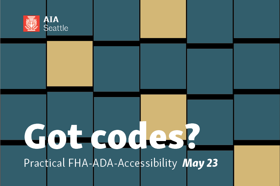 This page is intended only for participants of 2018 Got Codes? Practical FHA-ADA-Accessibility Code Compliance