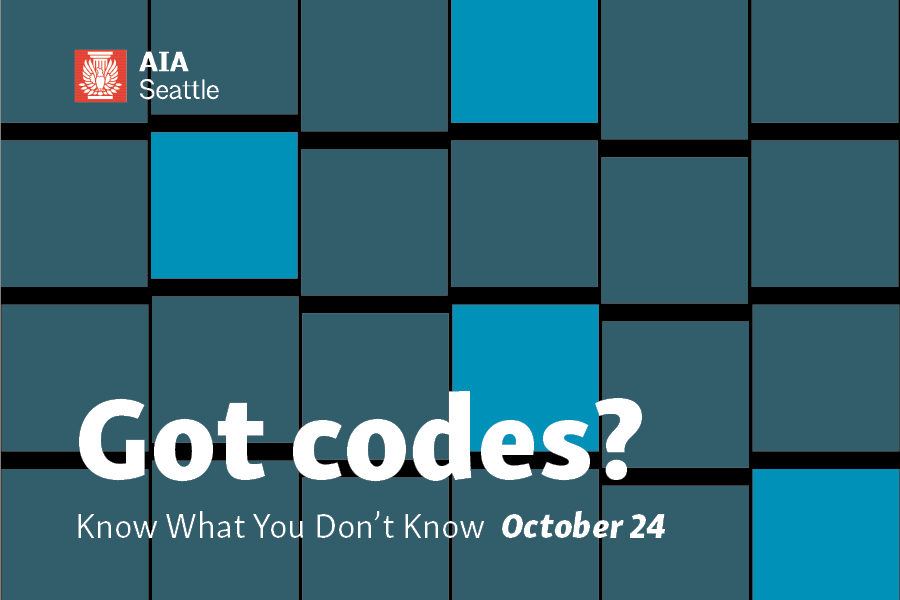 This page is intended only for participants of 2018 Got Codes? Know What You Don't Know: Residential Codes and Permit Process Hurdles
