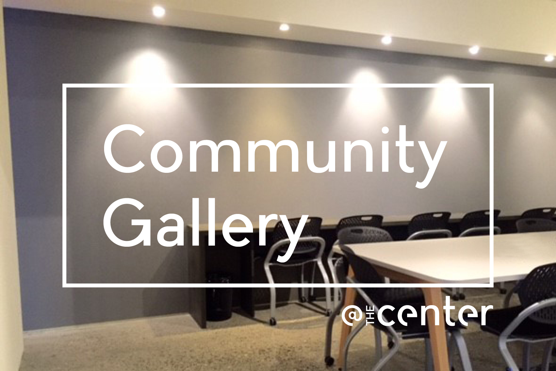 The Center for Architecture & Design has designated the north wall of the CfAD small conference room as a Community Gallery. The CfAD Community Gallery offers an opportunity for members of our Seattle design community to mount short-term small-scale exhibits of interest to the public.
