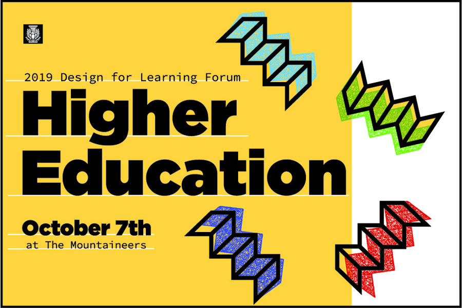 This page is intended only for participants of the 2019 Design for Learning Forum.