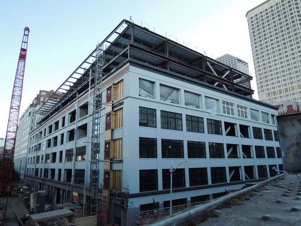 Join AIA Seattle Young Architects Forum for the tour of Maritime Building!