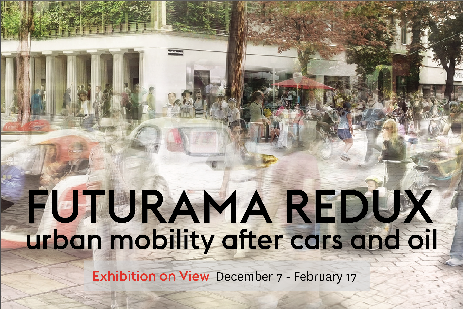 Futurama Redux: Urban Mobility After Cars And Oil considers how a transition to postcarbon urban mobility might foster sustainability, resilience, and security while improving quality of life.