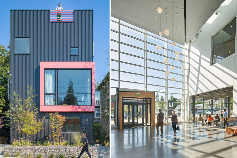 2019 Honor Award Winners - Big Mouth House and National Nordic Heritage Museum