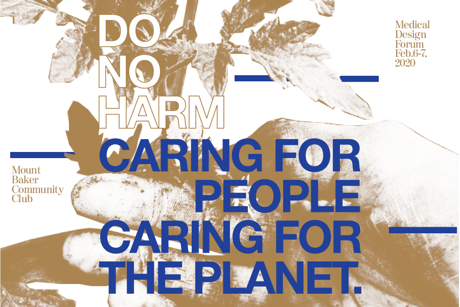This page is intended only for participants of 2020 Medical Design Forum: Caring for People Caring for the Planet.