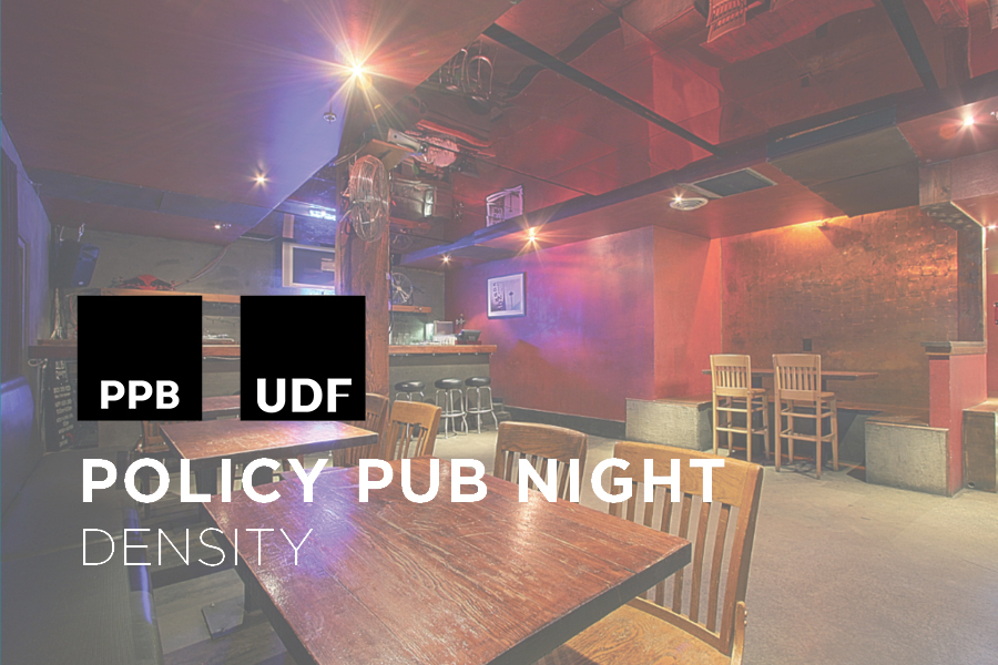 Please join us for AIA Seattle's inaugural Policy Pub Night hosted by the Public Policy Board & the Urban Design Forum, where we ask you to help us develop AIA's policy response on a current public affairs issue.
