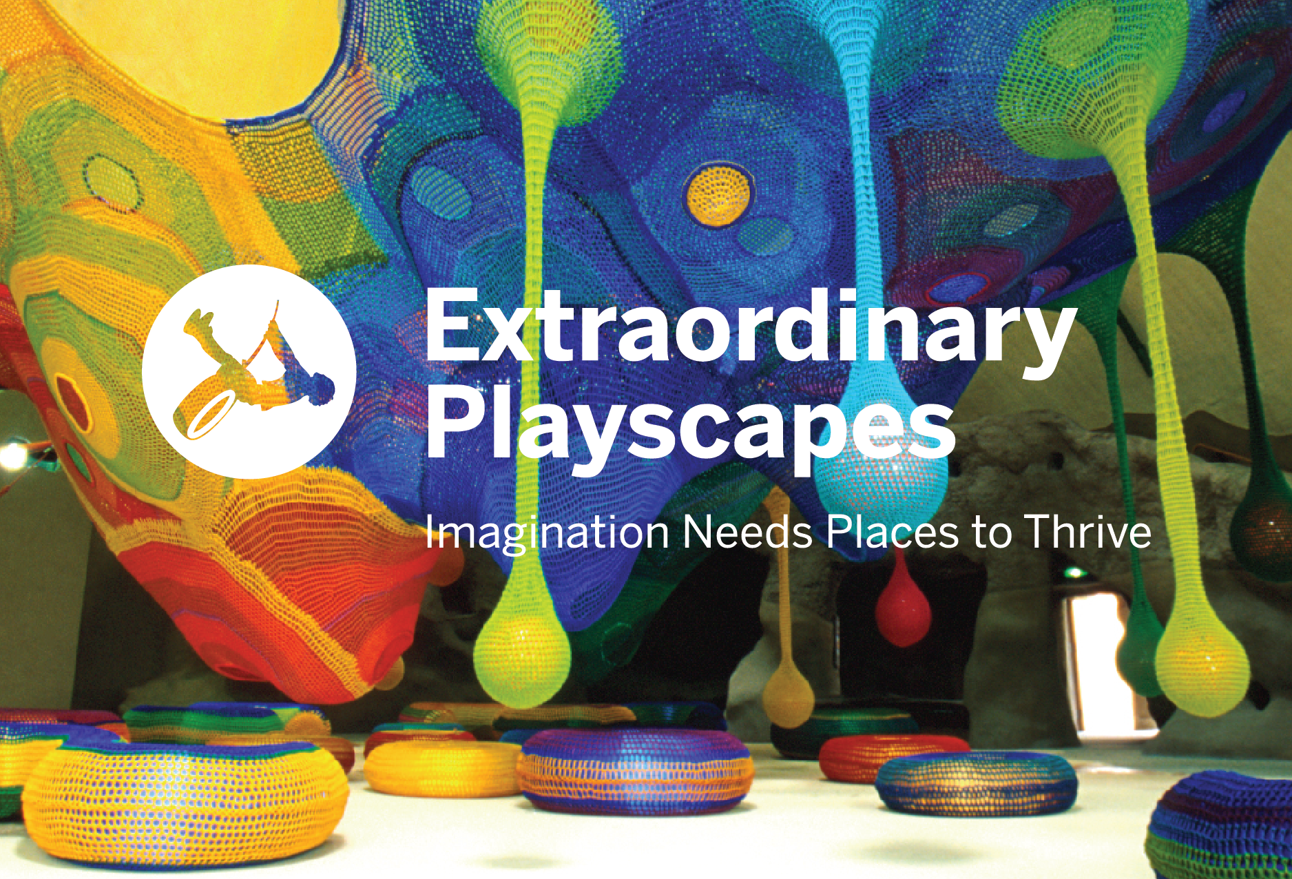 What we learn through play impacts our physical, mental, social, and creative health. Designers and play advocates are taking notice. Extraordinary Playscapes examines the art, history, science, and importance of play, while telling the story behind some of the most incredible play spaces in the world.