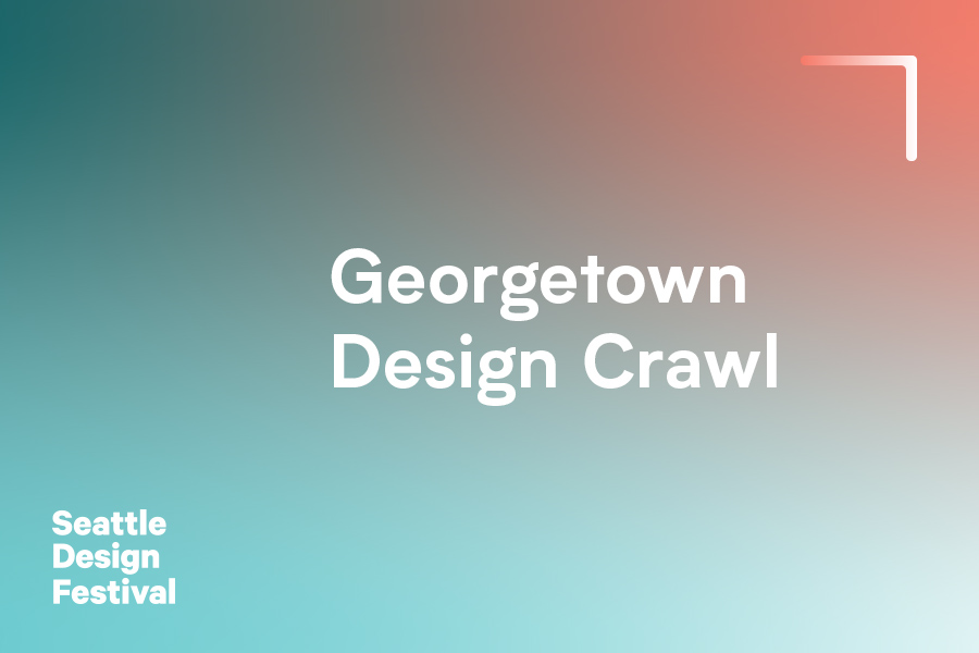 The Georgetown Neighborhood Design Crawl is a series of open studios, exhibits, and participatory design interventions – and an after-party at Photon Factory – that are meant to activate and celebrate the neighborhood.
