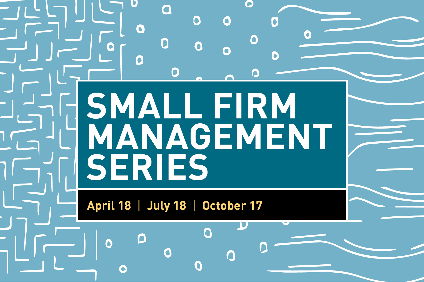 In this 3-part Small Firm Workshop series, Rena M. Klein and her colleagues at Charrette Venture Group will offer foundational knowledge, strategies, tools and resources for successful small firm management. Ideal for small firm architects and owners, these highly interactive half-day sessions will include informative presentations, case study examples, workshop activities and ample time for peer-to-peer discussion.