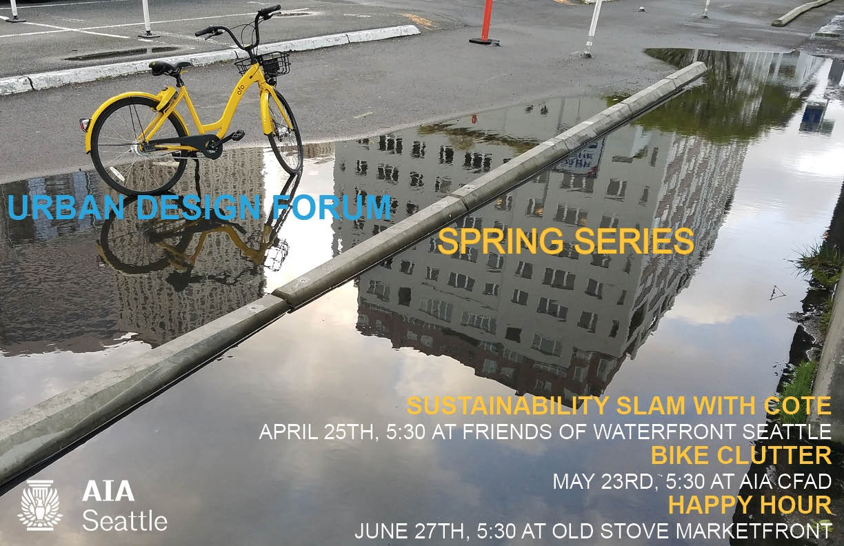 Join Urban Design Forum for an engaging discussion about plans for the city and regional bike network and how bikeshare factors into these plans!