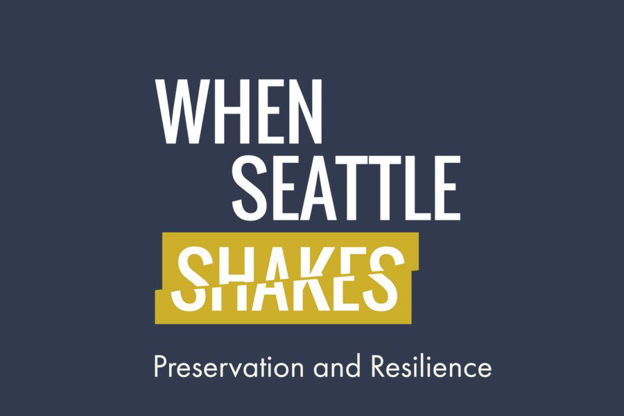 Seattle's historic structures, among them many unreinforced masonry buildings, are at risk not only from the numerous seismic faults in the Pacific Northwest, but also from economic factors. Many at-risk buildings continue to have vibrant life in Seattle communities, but have found it challenging to retrofit for earthquake safety.