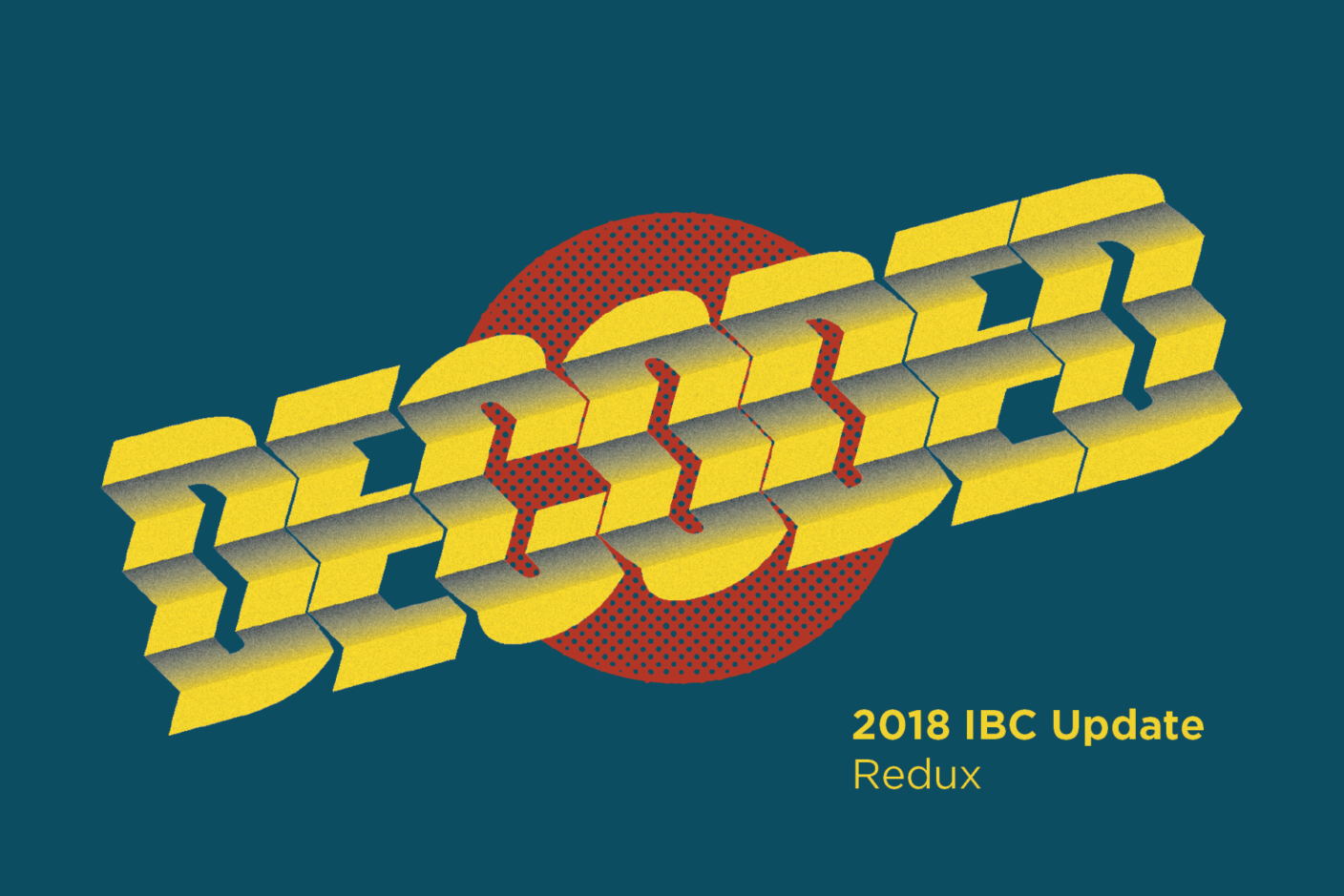 This page is intended only for participants of Decoded | 2018 IBC Update Redux.